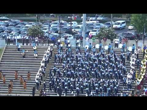 Queen City Battle Of The Bands 2017 (Jackson State Vs Talladega)