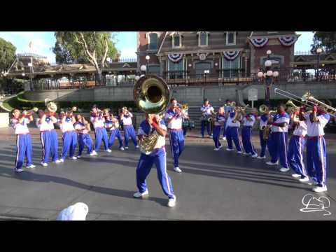 Earth Wind and Fire Tribute - 2017 Disneyland Resort All-American College Band