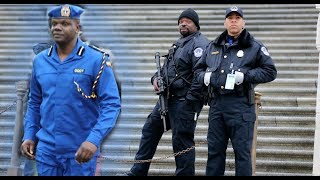 NEW KENYA POLICE UNIFORM VS US POLICE UNIFORM