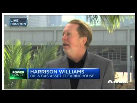 Oil and Gas Asset Clearinghouse CEO Harrison Williams on Oil