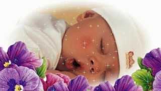 С  новорожденным мальчиком!