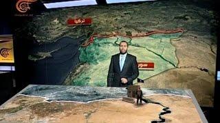 داعش يفقد السيطرة على أكثر من ثلثي مساحة الحدود السورية التركية