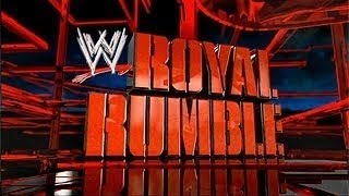 WWE: Royal Rumble 2013 Poster ᴴᴰ
