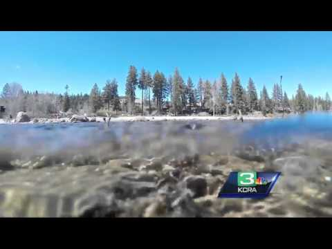 Truckee River reborn: Lake Tahoe levels rise and spill over