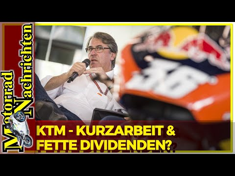KTM Kurzarbeit &