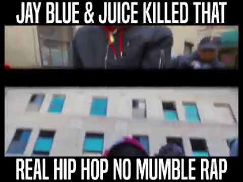 """JAY BLUE X JUICE """"Money Ain't A Thing Freestyle"""" UPCOMING ARTIST BRONX NY NEWHIPHOP"""