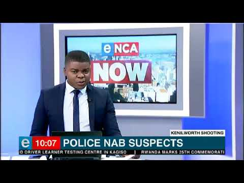 Police arrest four suspects in Kenilworth shooting