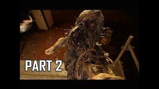 Resident Evil 7 End of Zoe Walkthrough Part 2 - Swamp Monster (Let's Play Commentary)
