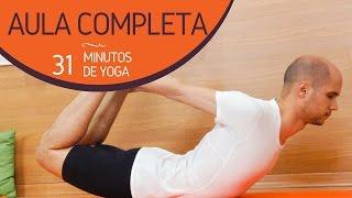 AULA DE YOGA COMPLETA | Yoga para Iniciantes | Yoga online
