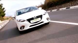 ТЕСТ-ДРАЙВ New Mazda3: хетчбек или седан