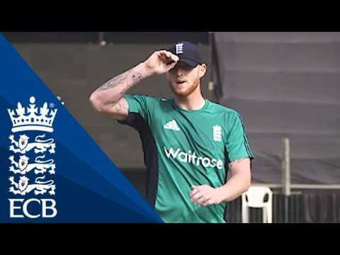 What does Ben Stokes do to prepare for an ODI?