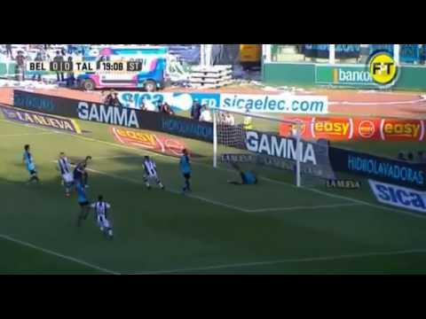 De la mano del eterno Farré, Belgrano empató el clásico con Talleres