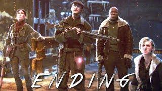 CALL OF DUTY WW2 ZOMBIES PROLOGUE & ENDING / FINAL BOSS - Walkthrough Gameplay (COD World War 2)