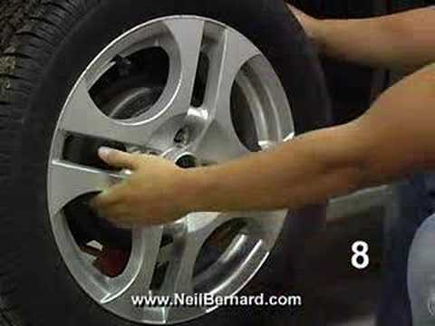 how to change a tire youtube. Black Bedroom Furniture Sets. Home Design Ideas
