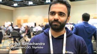 Karthik Ramachandram Co-Founder COO, TripHobo - Phocuswright Conference