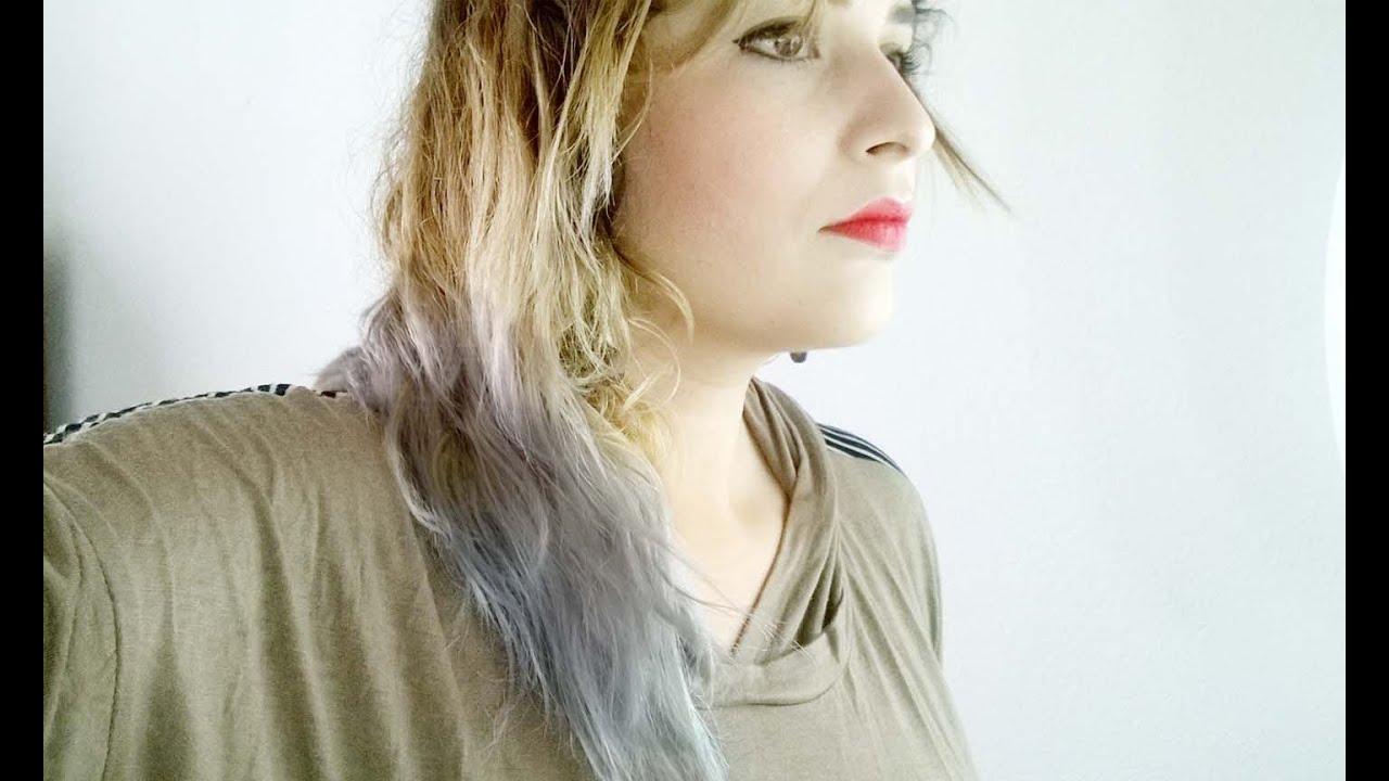 Decolora el cabello sin maltratar y matiza sin tinte youtube for Decoraciones para el pelo