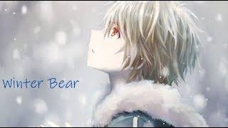 Nightcore - Winter Bear by V + Lyrics