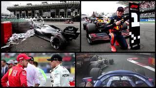 """Квят снова нарушил, Хэмильтон заслужил """"Оскар"""" и лучшая гонка Кубицы (Гран-При Мексики 2019 Формула)"""