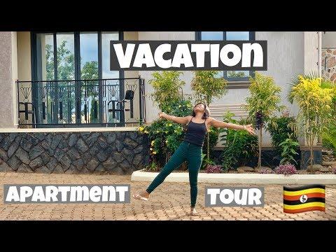 VACATION APARTMENT TOUR | UGANDA | WINFREYKAYTESI