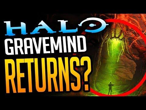 Halo 6 - Flood Gravemind RETURNS to Halo?!