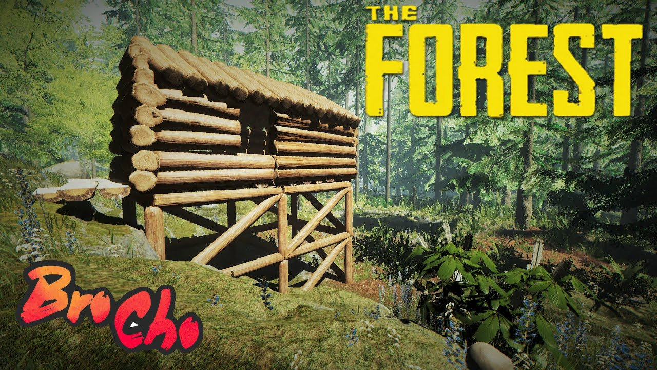 Letu0027s Play The Forest   Home Sweet Home   YouTube