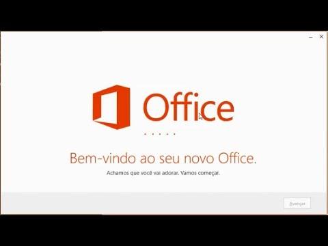 COMO ATIVAR O OFFICE 2013 DEFINITIVO 2019