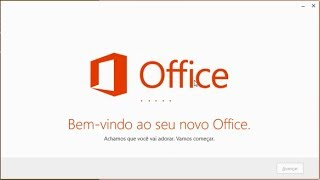COMO ATIVAR O OFFICE 2013 DEFINITIVO 2019