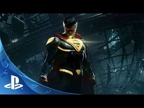"Injustice 2 - Story Mode ""Full Movie"" 