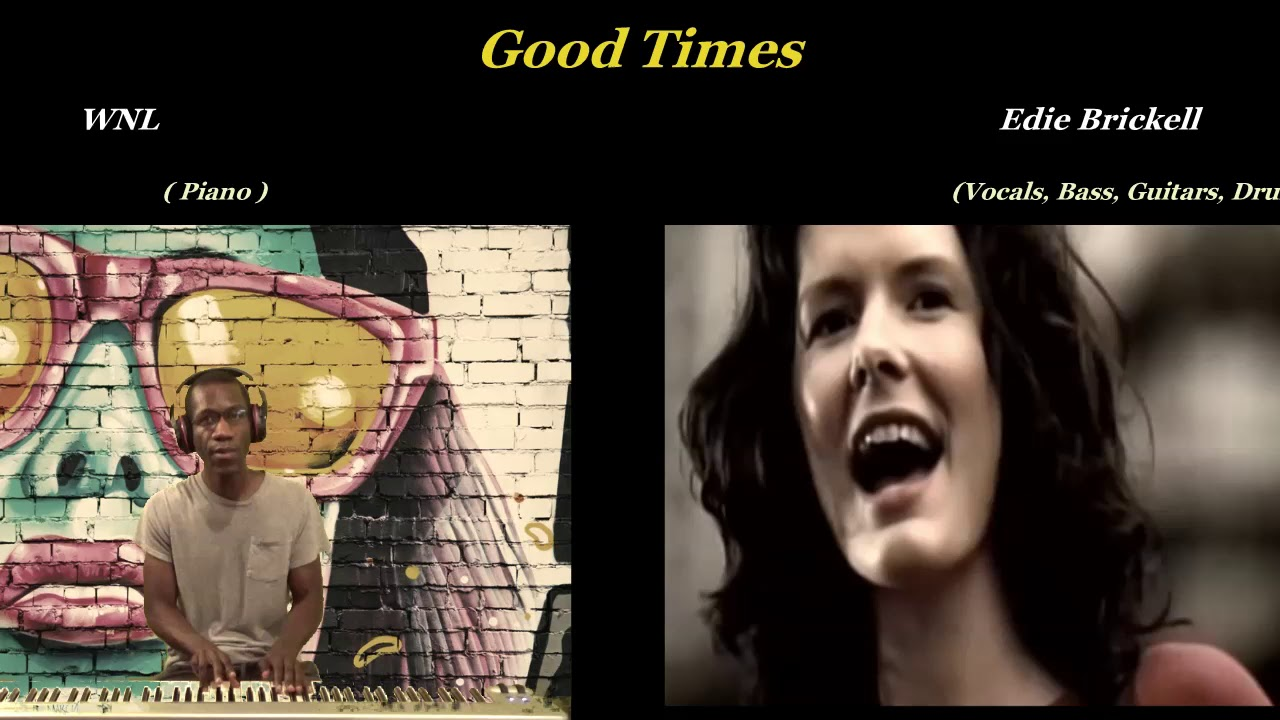 Edie brickell good times hd