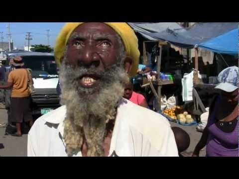 Blind Old Rastaman  In Jamaica Speaks Truth  1 of