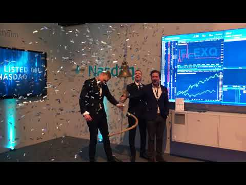 FlexQube Founders Ring the Bell to Open Trading on Nasdaq Stockholm | FlexQube®