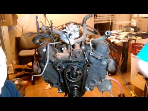 Dodge 318 Timing Chain