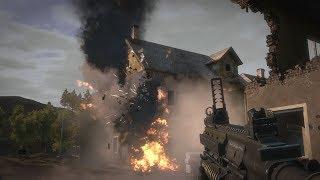 Perhaps Best Destruction in Shooter Games ! Battlefield Bad Company 2