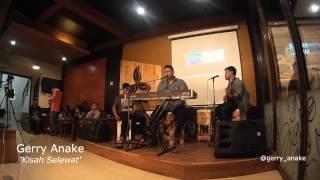 Kisah Selewat - Gerry Anake @ Coffee Tofee