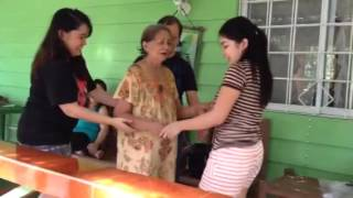 Nanay Glory- cha cha part 2