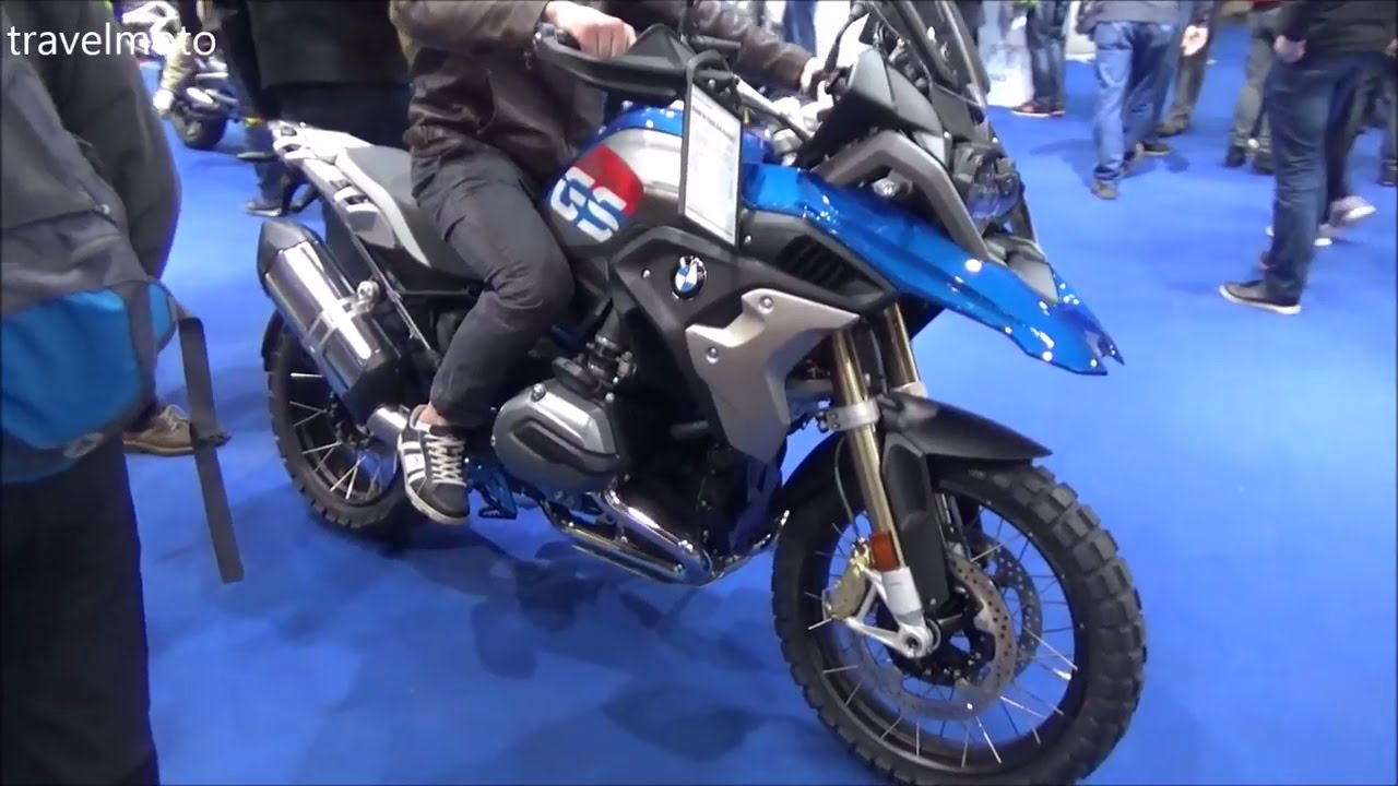 the new 2017 bmw r 1200 gs rallye youtube. Black Bedroom Furniture Sets. Home Design Ideas