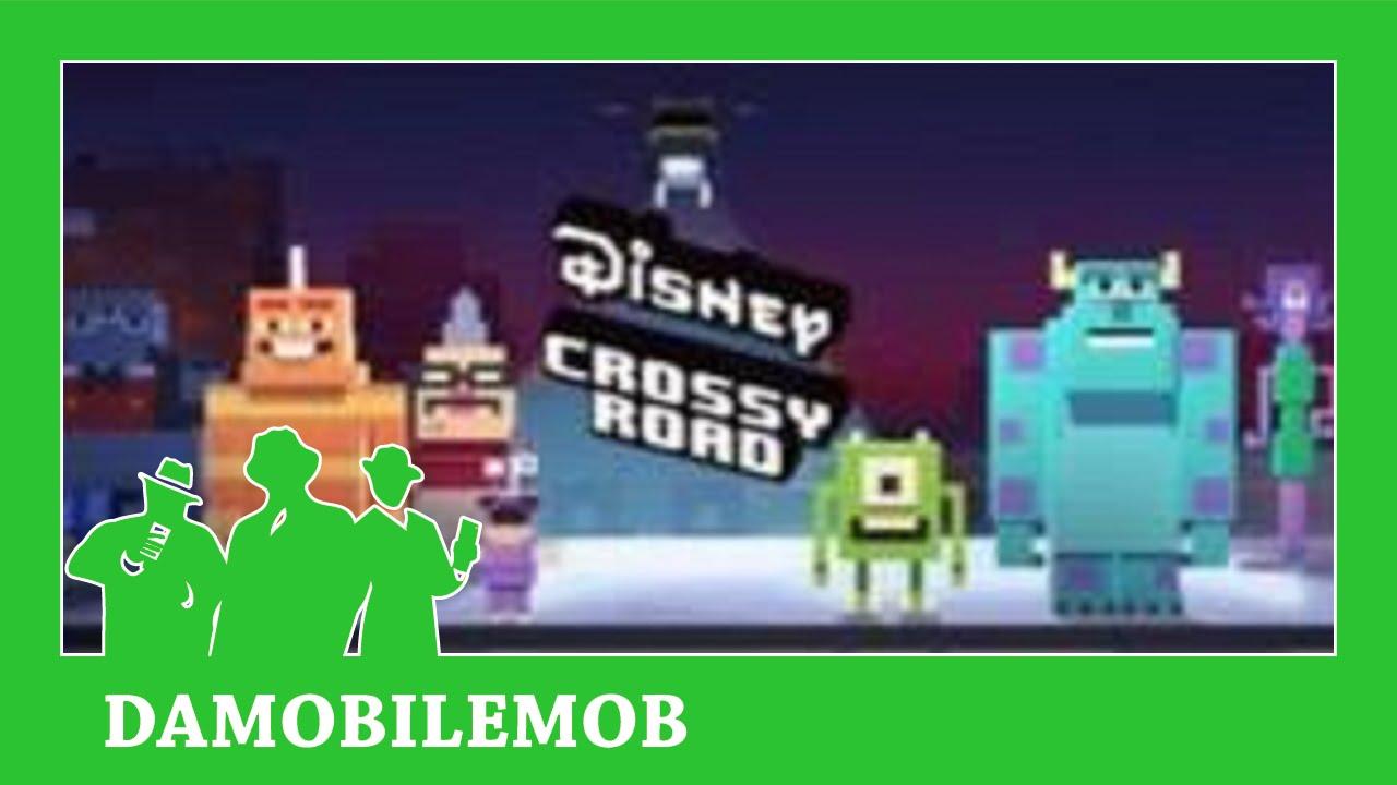 Disney Crossy Road' Secret Characters Cheats: Unlock All