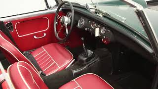 1115 TPA 1967 Austin Healey Sprite