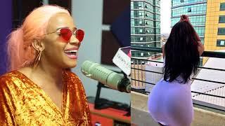 Linah: Nyuma Nipo Vizuri / Kila Msanii anautamu wake / Nimefanya na Bill Nass mara 2