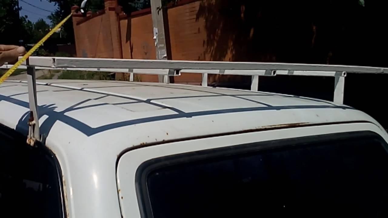 Багажник на крышу ваз 2111 своими руками фото 610
