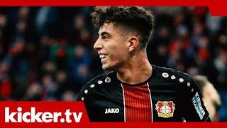 Wie alles begann: Kai Havertz - Vom Bolzplatz in die Bundesliga | kicker.tv