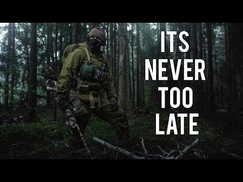 It's Never Too Late | Military Motivation