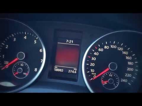 Volkswagen VW Golf VI 6 problem defective 7 speed DSG DQ200 mechatronics (7-Gang-DSG defekt)
