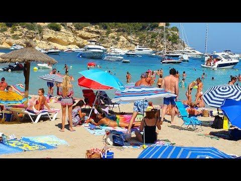 Пляж Портальс Веллс I Майорка / Playa Portals Vells I Mallorca