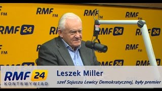Miller: Putin nie żartuje. Słowa Sikorskiego to oskarżenie …