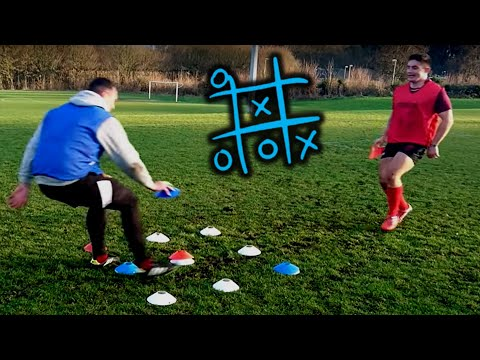 BB Skills and Fitness - Fun Fitness Team Rugby Games and Drills - Volume 1