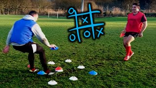 Fun fitness team Rugby games and drills - Volume 1 with Luke Brimble