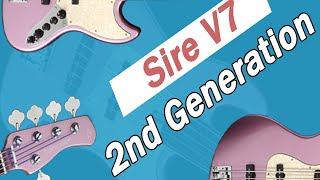 Marcus Miller Sire V7 Gen 2 Review || Is this the 5-string Jazz Bass for You?