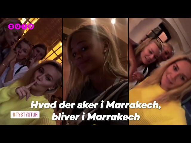 Trailer | Reality tv for Danish TV2 play Morocco 2018