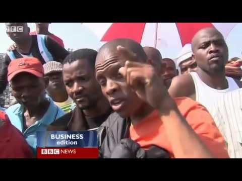 BBC News   Anglo American Platinum suspends South Africa operations mp4